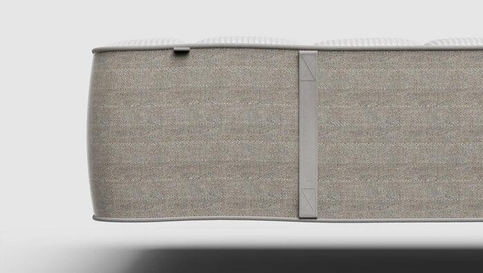 side view of light mattress