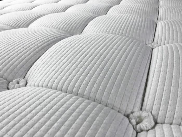 Mattress surface