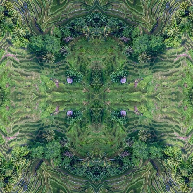 kaleidoscope image representing a dream